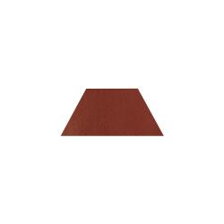 Paradyz Natural Rosa DURO Trapez декор напольный структурный 12,6×29,6