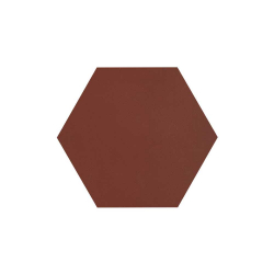 Paradyz Natural Rosa (Plain) Heksagon плитка напольная 26×26
