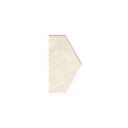 Paradyz Scandiano Beige Polowa декор напольный 14,8×26