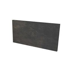 Paradyz Scandiano Brown подступенник структурный 14,8×30
