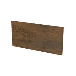 Paradyz Semir Beige подступенник структурный 14,8×30