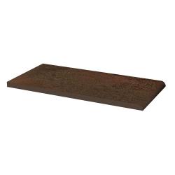 Paradyz Semir Brown подоконник 14,8×30
