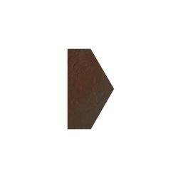 Paradyz Semir Brown Polowa декор напольный 14,8×26