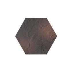 Paradyz Semir Rosa Heksagon плитка напольная 26×26