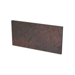 Paradyz Semir Rosa подступенник структурный 14,8×30