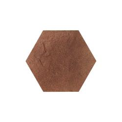Paradyz Taurus Brown Heksagon плитка напольная 26×26