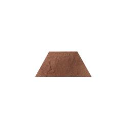 Paradyz Taurus Brown Trapez декор напольный 12,6×29,6