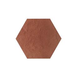 Paradyz Taurus Rosa Heksagon плитка напольная 26×26