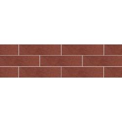 Paradyz Taurus Rosa плитка фасадная структурная 6,6×24,5