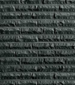 Roben QUEBEC schwarz-nuanciert, bossiert
