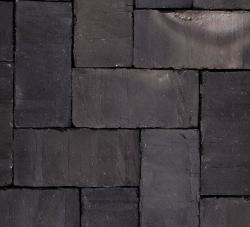 Randers Tegl RT 31 Schwarz nuanciert