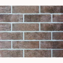 SDS Bremen Dunkelbraun плитка фасадная 7×24,5