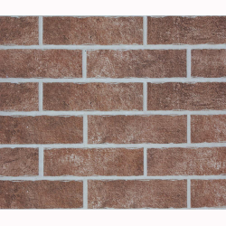 SDS Bremen Rotbraun плитка фасадная 7×24,5