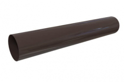 Труба водосточная 100 мм, 1 п.м